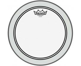 """REMO P3-0312-BP - Peau Powerstroke 3 Ambassador transparente 12"""" pour Tom/ Caisse claire"""
