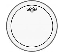"REMO PS-0312-00 - Peau Pinstripe transparente 12"" pour Tom/ Caisse claire"