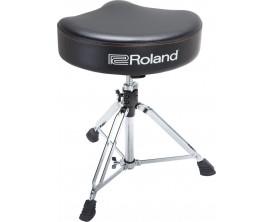 ROLAND RDT-SV - Siège de Batterie, assise moto Vinyle noir