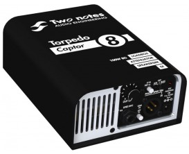 TWO NOTES Captor 8 - Loadbox + DI ampli 8 Ohms
