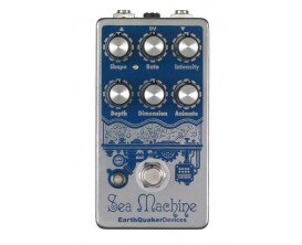 EARTHQUAKER Sea Machine V2 - Chorus pro, réglages multiples