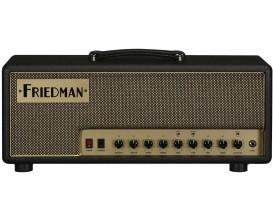 FRIEDMAN RUNT-50 Head - Tête ampli guitare tous lampes 2 canaux 50 watts