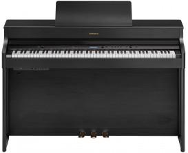 ROLAND HP702-CH- Piano meuble numérique, Charcoal Black (satiné)