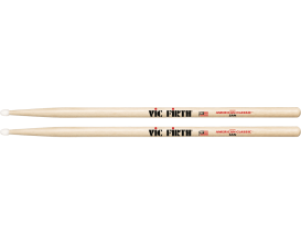 VIC FIRTH 5AN - Paire de baguettes 5AN, American Classic Hickory, Olive Nylon