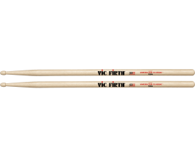 VIC FIRTH X5A - Paire de baguettes X5A, American Classic Extreme Hickory
