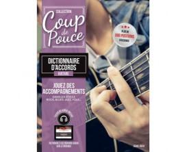 Coup de Pouce - Dictionnaire d'accords - Denis Roux - Ed. Coup de pouce