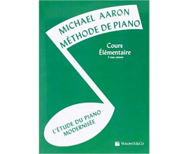Méthode de Piano Vol.3, M.Aaron - (Ed. Alfred)