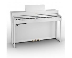 ROLAND HP702-WH- Piano meuble numérique, blanc