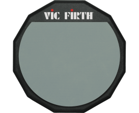 VIC FIRTH PAD 12 - PRACTICE PAD 12""