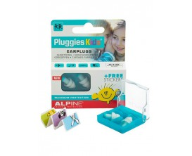 ALPINE Pluggies Kid - Protections auditives enfants