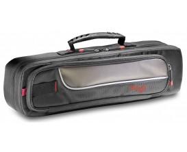 STAGG SC-FL - Softcase léger deluxe en nylon imperméable, pour Flûte traversière