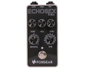 FOXGEAR Echosex Baby - Pédale Delay Echo