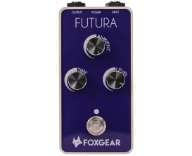 FOXGEAR Futura - Pédale Delay + Reverb
