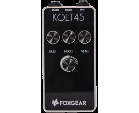 FOXGEAR Kolt 45 - Ampli de puissance guitare 45 watts en pédale