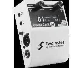 TWO NOTES Torpedo Cab M - Pédale de Simulation HP