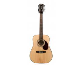 CORT Earth 70-12 OP2 - Guitare Dreadnought 12 Cordes, Table Epicéa / Corps acajou, Naturel open pores