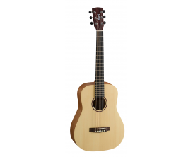 CORT Earth Mini OPG2 - Dreadnought Taille 3/4, Table Epicéa massif / Corps acajou, Open Pore Natural, Housse