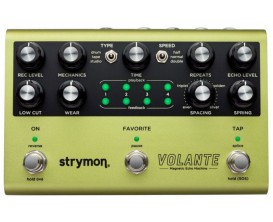 "STRYMON Volante - Pédale "" Magnetic Echo Machine """