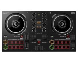 PIONEER DDJ-200 - Contrôleur 2 canaux débutant pour logiciel Rekordbox DJ (fourni)