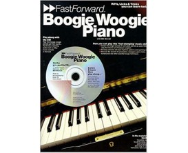 Fast Forward Boogie Woogie Piano - Bill Worrall - Wise Publications