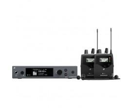 SENNHEISER EW IEM G4-TWIN-E - Système double in ear wireless professionnel