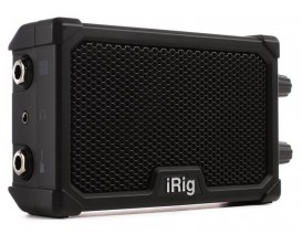 IK MULTIMEDIA Irig Nano Amp - Micro ampli adaptable avec interface iOS intégrée