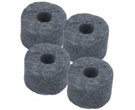 GIBRALTAR SC-CFL/4 Cymbal Felts Long, 4 Pack