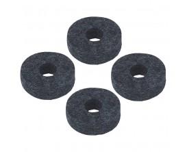 GIBRALTAR SC-CFS/4 Cymbal Felts Short, 4 Pack