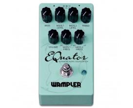 WAMPLER Equator - Pédale égaliseur guitare active 4 bandes avec 2 semi paramétriques