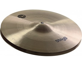 "STAGG SH-HM14R - Cymbales Charleston Medium SH Regular 14"" - Paire"
