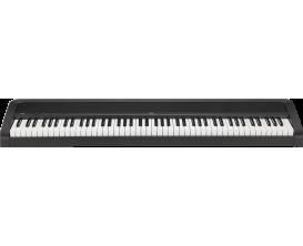 KORG B2 BK - Piano Compact 88 notes, système HP amélioré 2x15w, USB, Noir