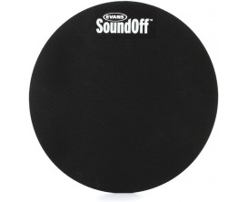 "Evans Soundoff SO-10 - Sourdine pour caisse claire ou Tom 10"""