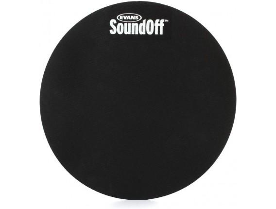 evans soundoff so 12 sourdine pour caisse claire ou tom 12 rockamusic. Black Bedroom Furniture Sets. Home Design Ideas