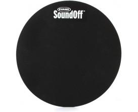 "Evans Soundoff SO-12 - Sourdine pour caisse claire ou Tom 12"""