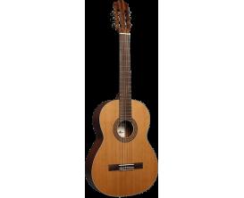 SANTOS Y MAYOR GSM 70C - Guitare classique 4/4, table massive cèdre
