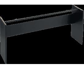 KORG STB1BK - Stand optionnel pour Piano Korg B1BK, Noir (sans pédalier PU-2)
