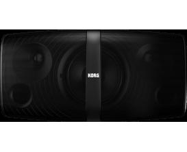 KORG Konnect - Enceinte sonorisation stéréo portable 4 entrées, Bluetooth