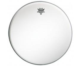 REMO BR-1220-00 Peau ambassador blanche lisse pour grosse caisse 20