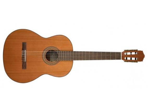 SALVADOR CORTEZ CC-22CE - Guitare Classique 4/4, Corps sapélé, Table massif cèdre