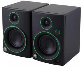 "MACKIE CR4 - Paire de moniteurs multimédia, HP 4"", 50 watts"