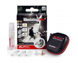 ALPINE MusicSafe Pro - Protections auditives Pro, 3 filtres interchangeables