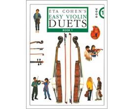 LIBRAIRIE - Violin duets Book 2 - Student's Book, Eta Cohen - Ed. Novello & Co Ltd.
