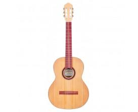 KREMONA S58C-GG Sofia Soloist Green Globe - Guitare classique 3/4