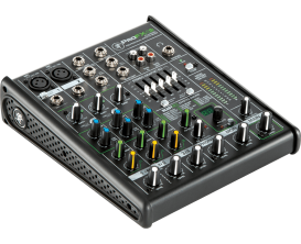 MACKIE ProFX4V2 - 4 channel mixer with integrated FX processor