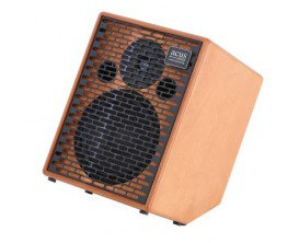 ACUS ONE FORSTRINGS Cremona - Ampli electro acoustique - 3 canaux - 200W - Pan coupé - Finition naturelle