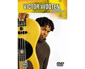 VICTOR WOOTEN - DVD super bass solo technique