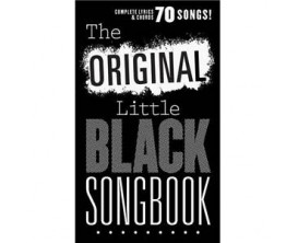 LIBRAIRIE - The Little Black SongBook of 70 Songs - Wise Publications