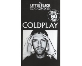 LIBRAIRIE - The Little Black SongBook coldplay - Wise Publications