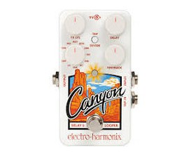 ELECTRO HARMONIX - Canyon delay looper