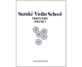 LIBRAIRIE - Suzuki Violin School Vol 1 - Edition originale